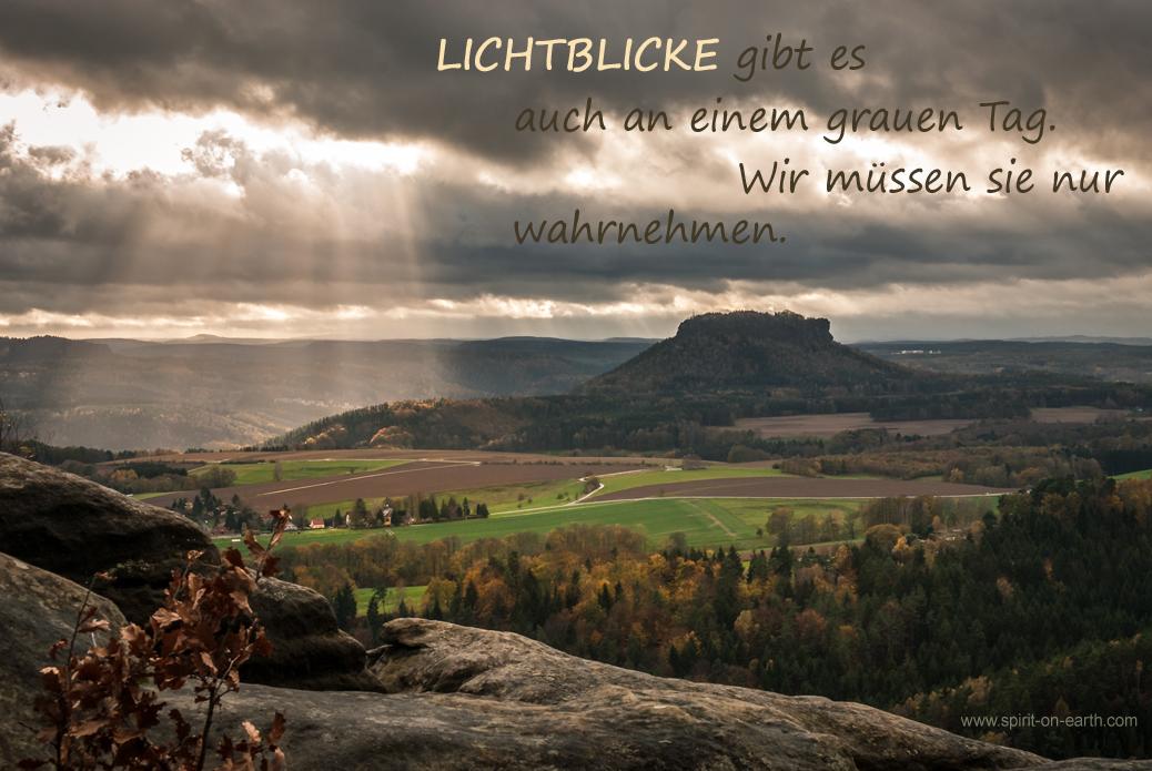 Lichtblicke Tagesgedanken