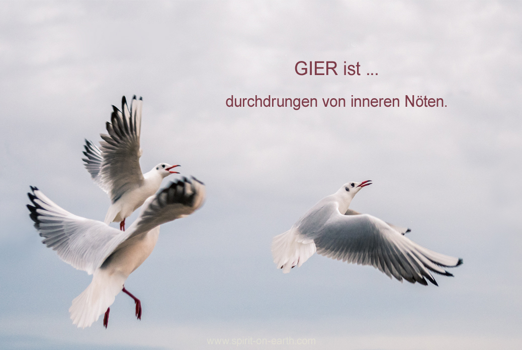 Was Gier ist