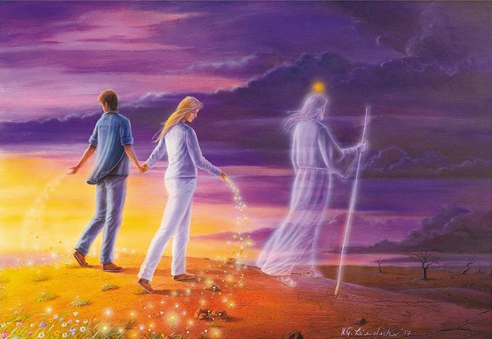 """Leiendecker """"In der Nachfolge Jesu"""""""