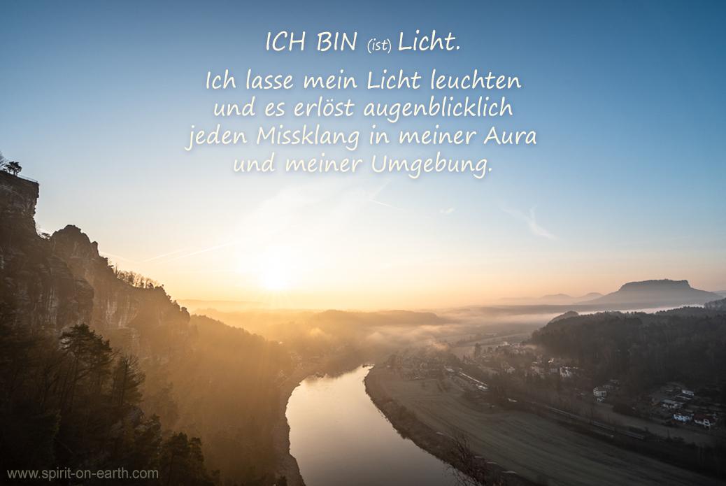 ICH BIN Licht