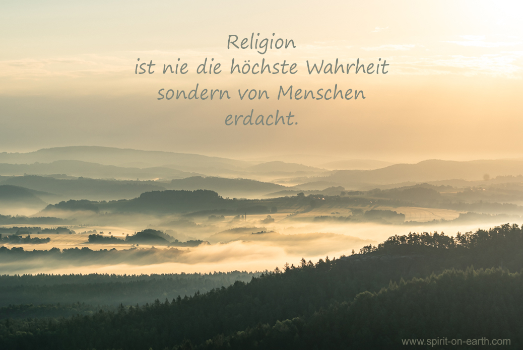 Religion Glaube