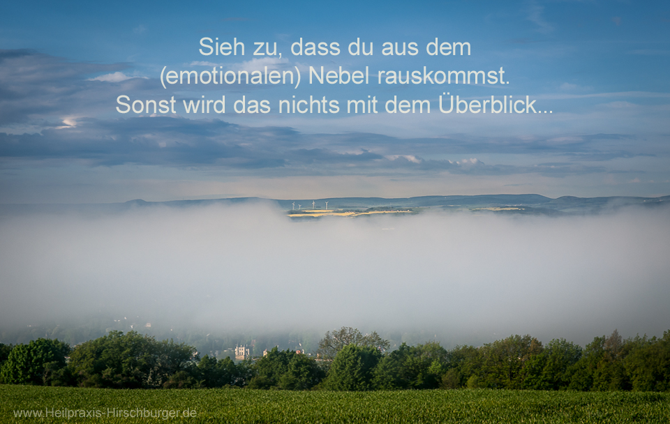 Emotionaler Nebel