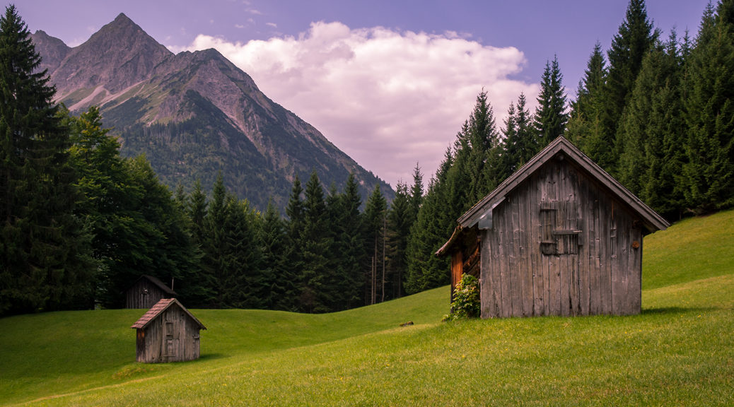 Allgäu Alpen Fotografie