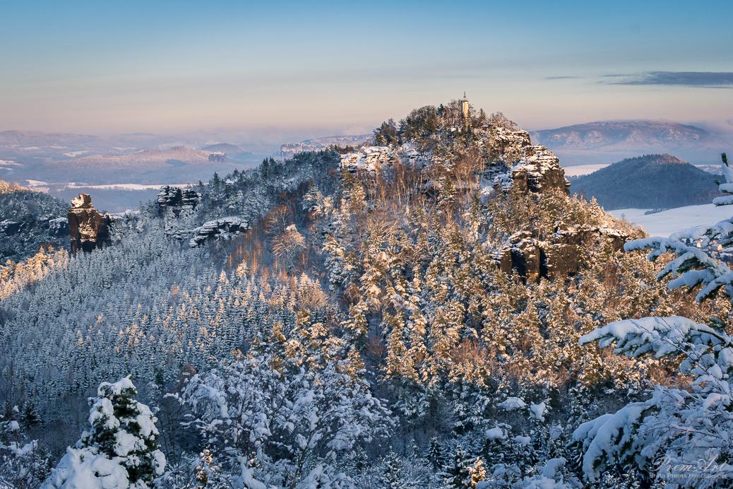 Winterfreuden-Elbsandstein