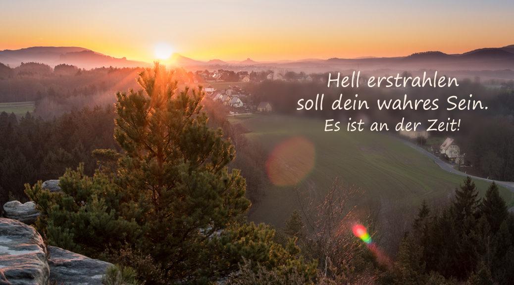 Wahres Sein - Botschaft Jesus Religion