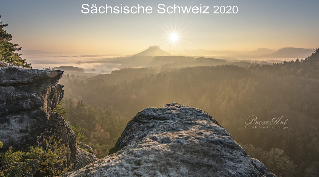Kalender Sächsische Schweiz 2020 Bärenstein