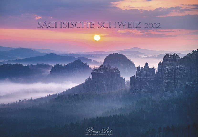 Kalender Sächsische Schweiz - Kleiner Winterberg